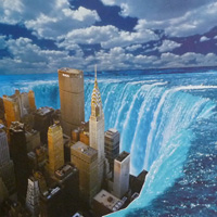 2012: Niagara/Manhattan by Simon Ripoll-Hurier
