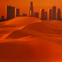 2012: Merzouga/Los Angeles by Simon Ripoll-Hurier
